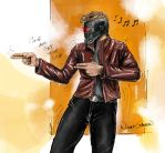 Guardians of the Galaxy - Peter Quill by NhtgkcN