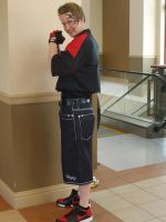 Anime St. Louis-Zell by writers-blade