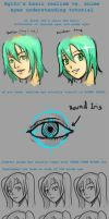 0434: anime eye tutorial by Agito666