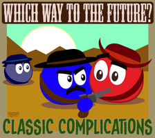 Classic Ch.19 - WHICH WAY TO THE FUTURE? by simpleCOMICS