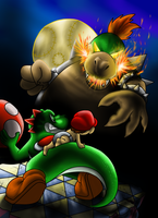 :.:+Big Bad Baby Bowser+:.: by Super-Sonic-101
