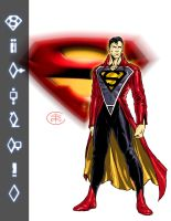 Superman of style by caananwhite