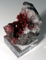 Erythrite by Aleph-
