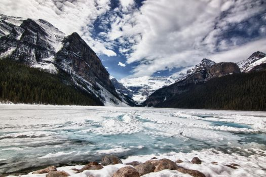 Lake Louise by EaGle1337