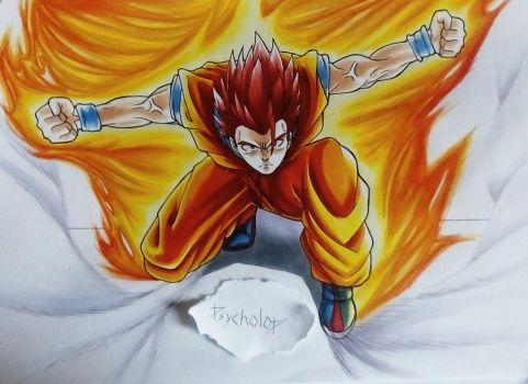 Son-Gohan by PsychoIop