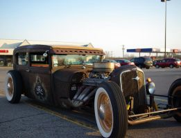 Rat Rod by JeffAdamsPhotography
