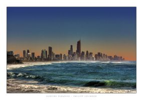 Surfers Paradise by philipp-eos