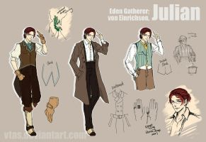 AOH: S5 Julian reference sheet by vtas