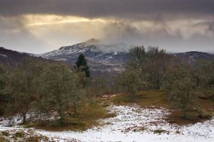 Schiehallion by FlippinPhil