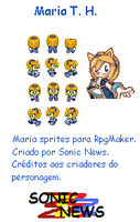 Maria T. H. charset RpgMaker by sonicnews