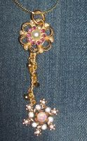 Key of the Golden Snow by kichinia