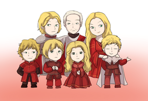 House Lannister by keterok