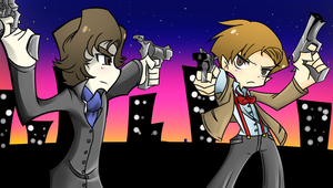 [Wholock] Battle for London by dimensionalotaku