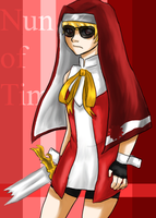in the name of nuns by KittyMaria
