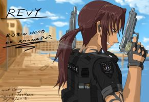 Revy: The Robinhood of Roanapur by LostDecay
