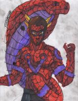 Another Snake Sage Version of Me by ChahlesXavier