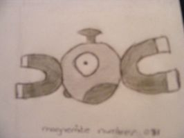 magnemite by orcalover165