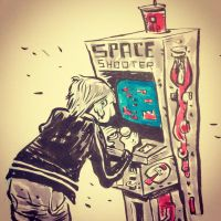 The Arcade by thegreck