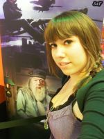 I and Dumbledore by SaFHina