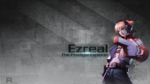 LoL - Taipei Assassins Ezreal Wallpaper by xRazerxD
