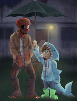 There's Only Some Kindness Left in this World by pistachioZombie