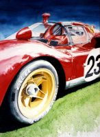 512S by ferrariartist