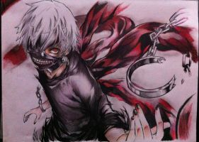 I am a Ghoul by greataiden1