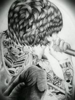 Mitch Lucker by jessicore666