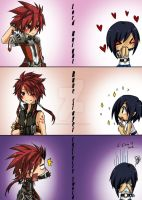 [ElswordOnline] JobClassDesign Reactions [Elsword] by ChibiSalLina