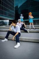 Evangelion Cosplay by MaryMagika