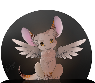 DISCOUNTED Dutch Angel Dragon Baby-CLOSED by xCHERRYBOMBZx