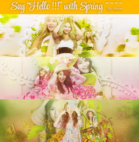 120215 PSD Say Hello with Spring by Sukicute257
