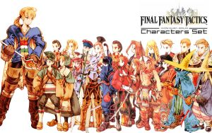 Final Fantasy Tactics CS by The-Lonely-Wolf