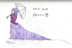 Day 3: Slime by honest-liar-13