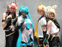 Project Diva 2nd-Vocaloid by uniquesora
