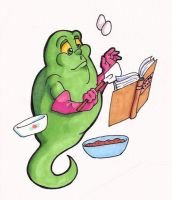 Slimer Cooking by TTSnim