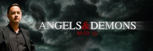 Angels and DEMONS banner by onurb-design