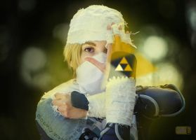 Sheik - Legend of Zelda 4 by JilliD