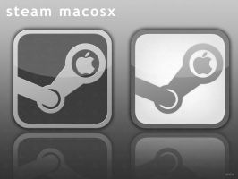 Steam For Mac by sntxdesign