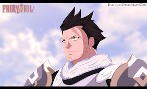 Fairy Tail 356 - Silver by kvequiso