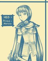 HBD prince-marusu by firehorse6