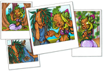Willow's pictograph collection (FoH Valentines) by Franken-Fish