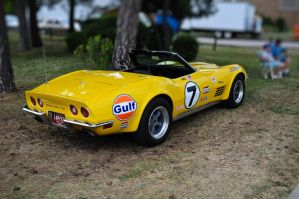 Gulf Vette by theCrow65