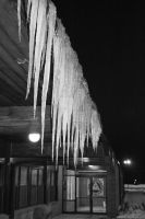 Icicles and Entry by PenguinOfRohan