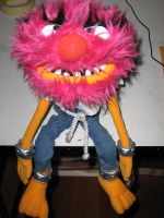 Jim Henson's Animal Muppet by lostrunaway