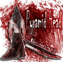 Pyramid Head II by Emanpris