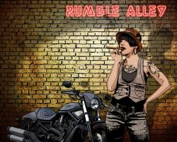 Desktop: Rumble Alley by pypeworks