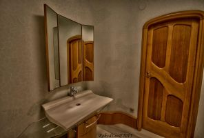 Bathroom by forgottenson1