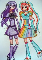 Crystal Pretty Cure by sekaiichihappy