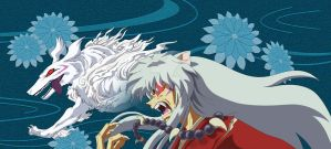 Youkai Inuyasha by house-mouse